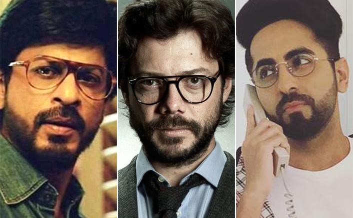 Shah Rukh Khan Vs Ayushmann Khurrana: Who Will Suit Best As Money Heist Professor? VOTE NOW