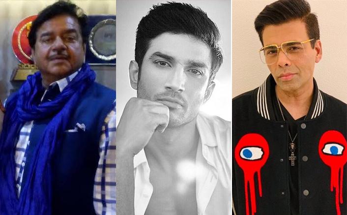 "Shatrughan Sinha On Karan Johar Being Blamed For Sushant Singh Rajput's Death: ""I Don't Think Anyone Can Break Your Destiny"""