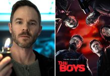 Shawn Ashmore joins 'The Boys' in season 2