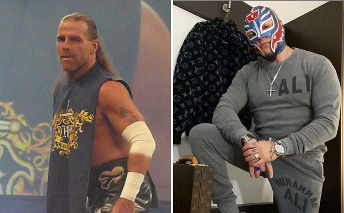 Shawn Michaels To Appear In RAW, WWE Teases Rey Mysterio's Return