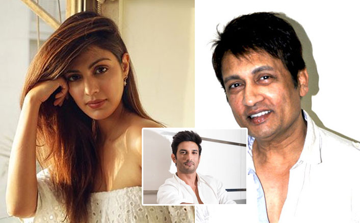 "Shekhar Suman SLAMS Rhea Chakraborty: ""He Is Dead & Gone, He Is Not Going To Come Back & Defend Himself"""