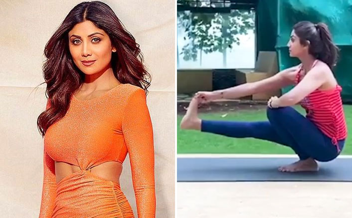 Shilpa Shetty's yoga tip to remove unwanted thoughts from mind