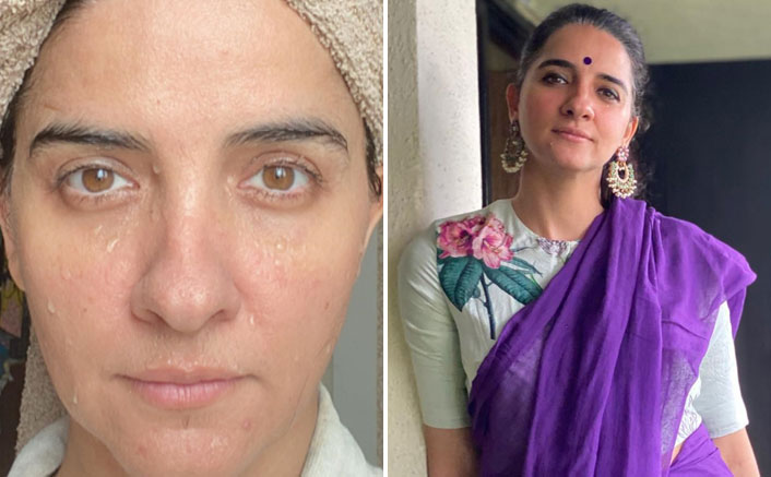 Shruti Seth Posts A No Make-Up Look Selfie, & We Are In Awe Of Her Flawless Skin