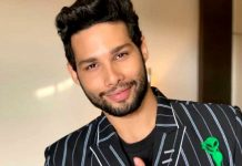Siddhant Chaturvedi's stunt goes hilariously wrong