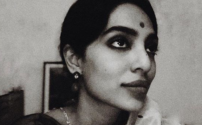 Made In Heaven Actress Sobhita Dhulipala's Latest Monochrome Picture On Instagram Will Take You Back To The 1950s