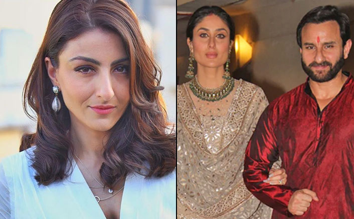 Soha Ali Khan Has A Special Compliment For 4th Time Dad Saif Ali Khan, Wishes Him & Kareena On Instagram