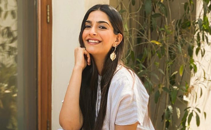 Sonam Kapoor Motivates Fashionistas To Give Indian Fashion A Contemporary Touch With Her #TakeTwoWithSonam Challenge