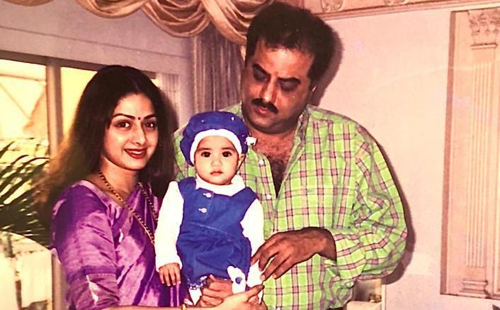 """Boney Kapoor Remembers Sridevi On Her Birth Anniversary: """"Jaan Missing You Lots Every Second"""""""
