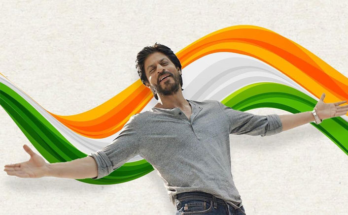 Shah Rukh Khan Gets His Guidelines Of Being A True Indian From None Other Than The National Flag