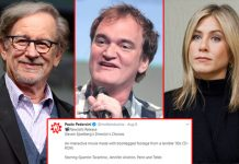 Steven Spielberg Game Starring Quentin Tarantino, Jennifer Aniston Is Resurrected By Paolo Pedercini