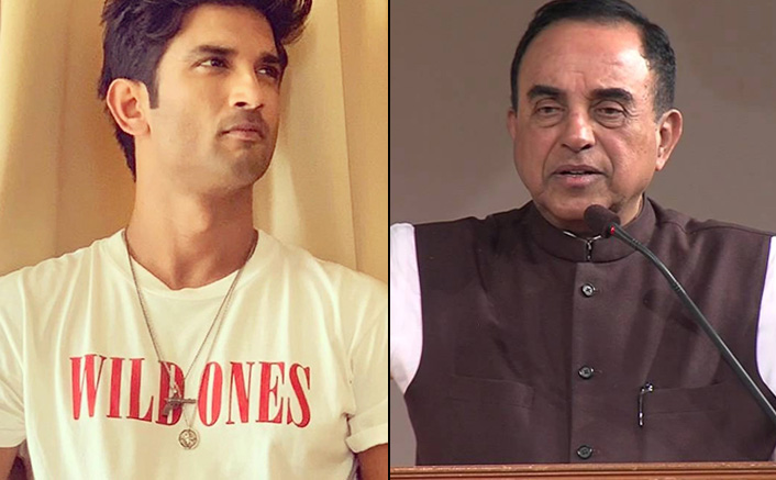 Sushant Singh Rajput Case: Subramanian Swamy Says SSR's Murder Is Waterloo & Watergate For Bollywood!
