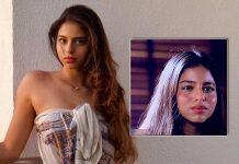 Suhana Khan's 'quarantine filming'