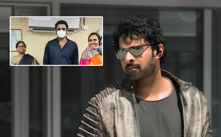Baahubali Star Prabhas Steps Out For Personal Work, Gets Mobbed By Fans For Pictures(Pic credit: Facebook/Prabhas)
