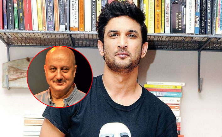 """Anupam Kher On Sushant Singh Rajput's Death Case: """"There Are So Many Conspiracy Theories"""""""
