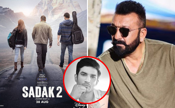 Sadak 2: Sushant Singh Rajput's Fans Bash The Trailer Brutally, But Extend Apologies To Sanjay Dutt
