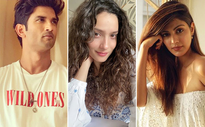 Sushant Singh Rajput Case: Ankita Lokhande Gives A Befitting Proof To Rhea Chakraborty's 'Claustrophobic Claims'