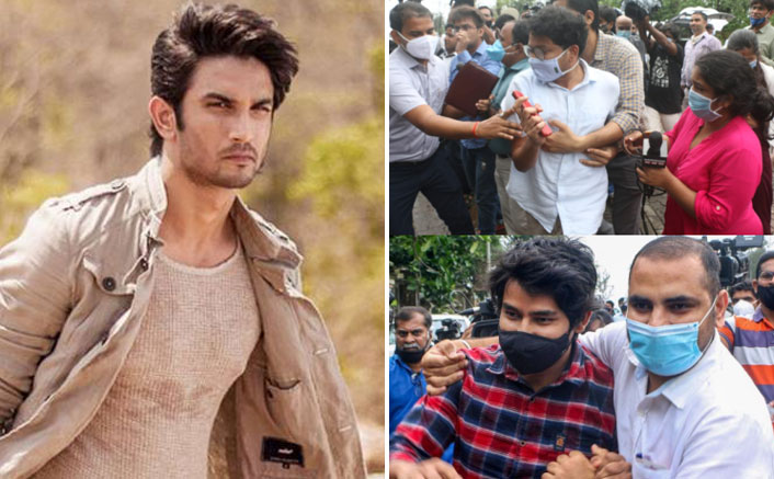 Sushant Singh Rajput Case: Inconsistencies In Siddharth, Neeraj & Dipesh's Statements; Crime Scene Recreated Multiple Times!