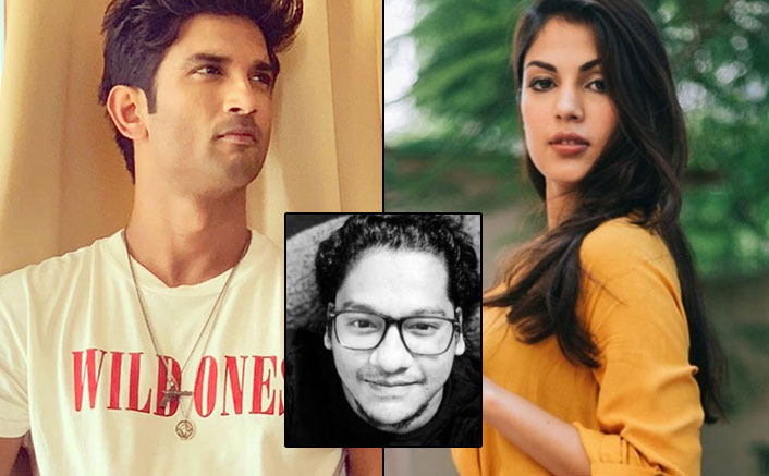 Sushant Singh Rajput Case: Late Actor's Flatmate Reveals Chakraborty Had Wiped Out Eight Hard Drives On June 8(Pic credit: Instagram/rhea_chakraborty, sushantsinghrajput)