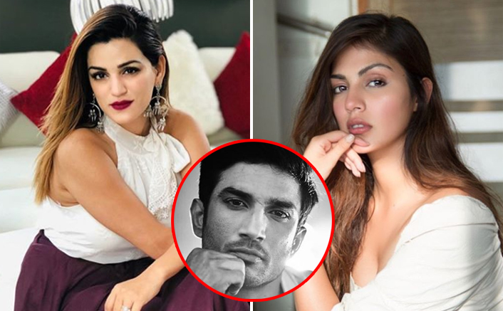 Sushant Singh Rajput's Sister SLAMS Media House For Interviewing Rhea Chakraborty