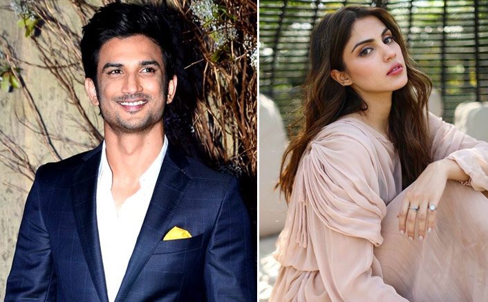 Sushant Singh Rajput Case: Then Bandra DCP Says Actor's Family Wanted Rhea Chakraborty To Be Intimidated, Read More!(Pic credit: Instagram/rhea_chakraborty)