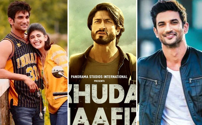 Sushant Singh Rajput's Dil Bechara Ranked #1 On OTT; Vidyut Jammwal's Khuda Haafiz Follows
