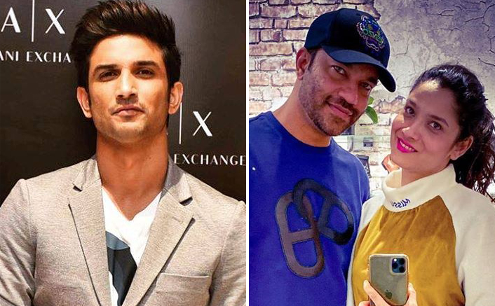 Sushant Singh Rajput's Viral Picture Kissing Ankita Lokhande's Boyfriend Vicky Jain Is Being Adored By Fans, Pic Inside!