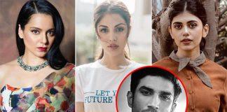 Sushant Singh Rajput Row: Kangana Ranaut Calls Rhea Chakraborty A Mere 'Scapegoat', Digs Down To #MeToo Allegations Involving Sanjana Sanghi