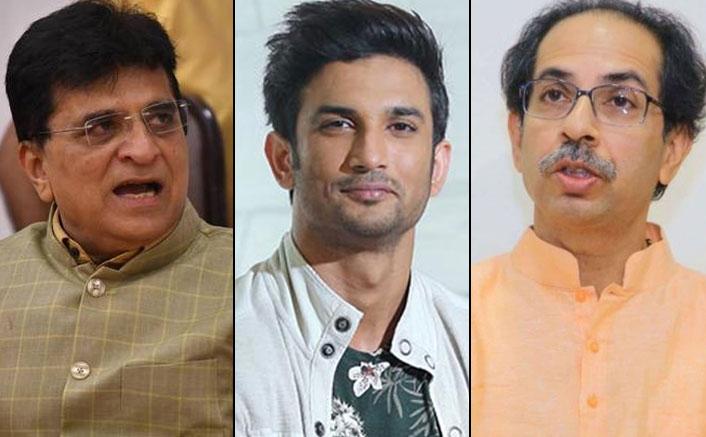 """Sushant Singh Rajput Ruling: Kirt Somaiya Says, """"Ab Toh Thackeray Sarkar Ki Dadagiri Khatam Hogi"""""""