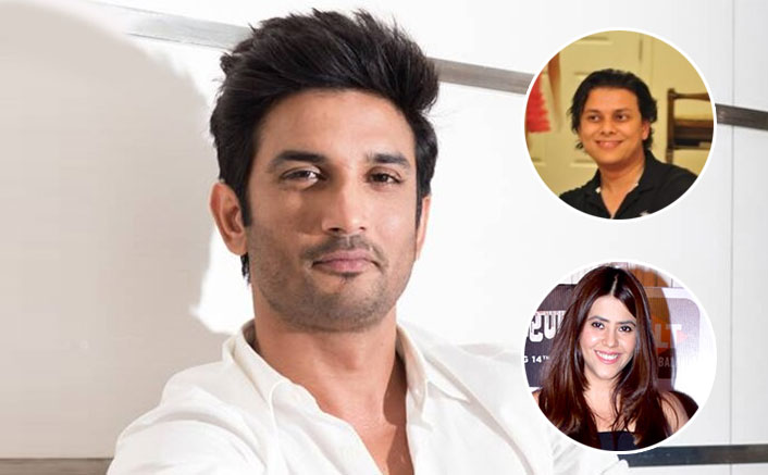 "Sushant Singh Rajput's Brother-In-Law Vishal Reacts To Ekta Kapoor's Pavitra Rishta Funds: ""Shweta & I Don't Endorse Any Commercialization..."""