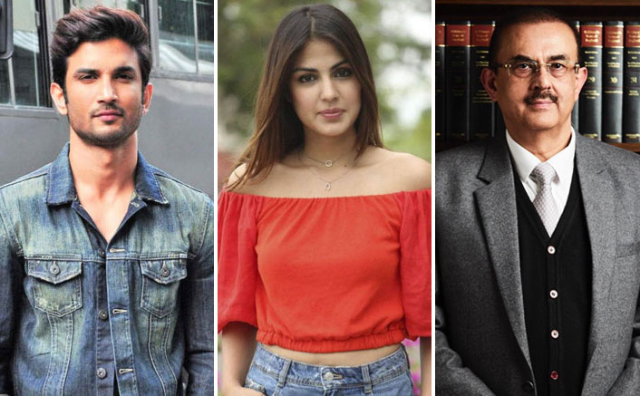 Sushant Singh Rajput's Family Lawyer Reveals Rhea Chakraborty Accused His Sister Of Molesting Her, Created Rift Between The Siblings!