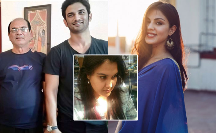 Sushant Singh Rajput's Father KK Singh's UNSEEN Chats With Rhea Chakraborty Go Viral!