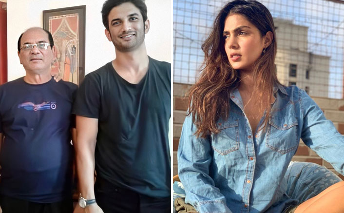 Sushant Singh Rajput's Father Says Rhea Chakraborty 'Was Giving Poison' To His Son; Calls Her 'Murderer'