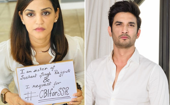 "Sushant Singh Rajput's Sister Shweta Releases FIRST Video Message, Says ""Hume Sach Janne Ka Haq Hai"""