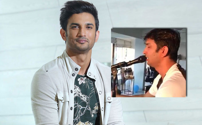 Sushant Singh Rajput Is Seen Singing Krishna Bhajan In This Latest Viral Video!