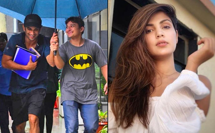Sushant's ex-manager Ankit Acharya: Rhea is just twisting the narrative