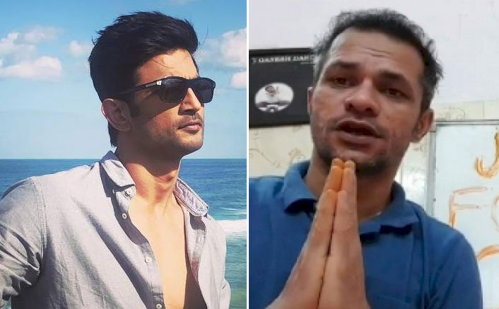 "Sushant Singh Rajput Case: Late Actor's Friend Ganesh Hiwarkar Welcomes SC Decision & Says, ""We'll Keep Fighting""(Pic credit: Facebook/Sushant Singh Rajput)"
