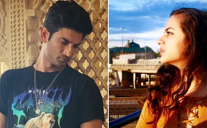 Sushant Singh Rajput's Niece Appeals Trolls To Stop The Campaign Against His Family'(Pic credit: Instagram/sushantsinghrajput, _mallika_singh)