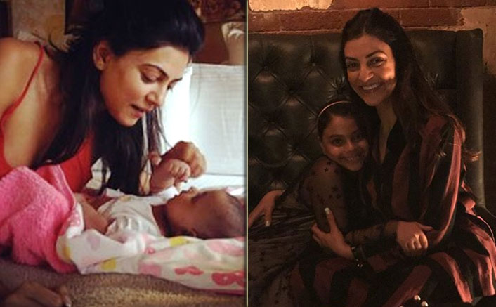 Sushmita Sen Shares About Her 'Magical 11 Years' On Daughter Alisah's Birthday & It's Beyond Adorable