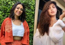 "Swara Bhasker On Rhea Chakraborty's Media Coverage: ""I Don't Think even #Kasab Was Subjected To The Kind Of Witch-Hunt"""