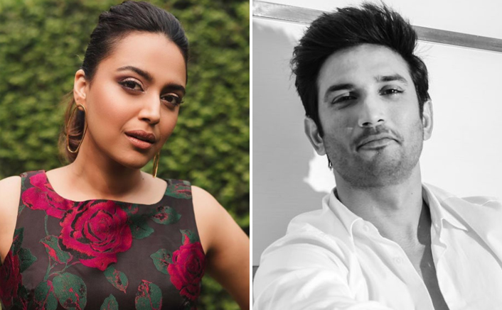 Swara Bhasker Questions Why Sushant Singh Rajput Cannot Be Depressed?