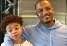 "T.I. Catches 15-Year-Old Son King Smoking Weed, Says: ""I'm Going To Come Kick You A**!"""