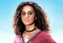 Taapsee eats right to acquire athlete's look for 'Rashmi Rocket'