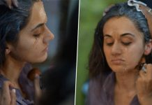 Taapsee recalls the challenge of getting 'out' of skin of Prakashi Tomar
