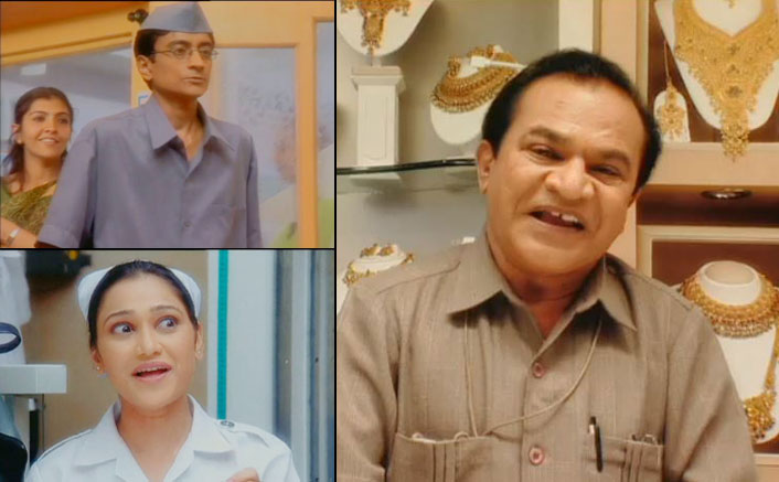 Taarak Mehta Ka Ooltah Chashmah: 'Dayaben' Disha Vakani & Two Other Popular Characters Also Appeared On Khichdi(Pic credit: Hotstar)