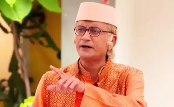 Taarak Mehta Ka Ooltah Chashmah: Did You Know? Champaklal's Character Is A Chain Smoker As Per Original Literature(Pic credit: Still from episode)