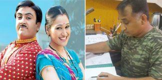 Taarak Mehta Ka Ooltah Chashmah: Mayur Vakani Makes An Adorable Sketch For Priya Ahuja Rajda AKA Rita Reporter & Her Son