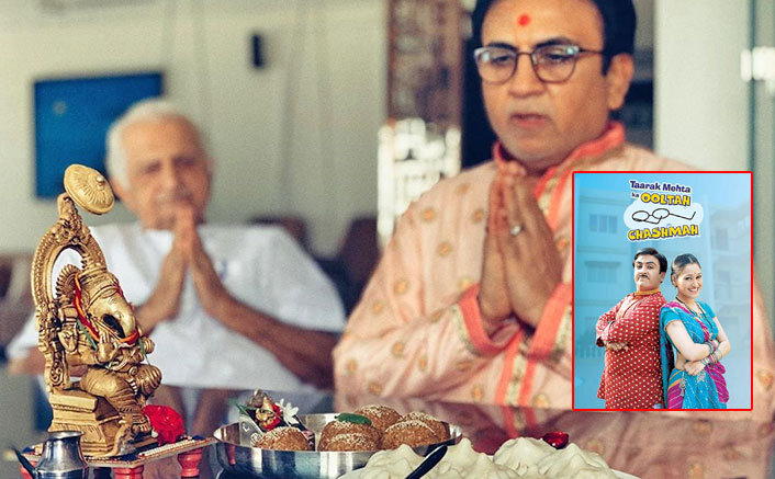 Taarak Mehta Ka Ooltah Chashmah: This Is How Jethalal Aka Dilip Joshi Celebrated Ganesh Chaturthi 2020