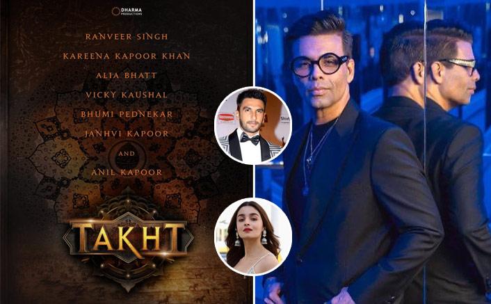 Takht Put On Hold, Karan Johar To Reunite Ranveer Singh & Alia Bhatt For A Love Story - Deets Inside
