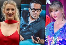 Taylor Swift Confirms Revealing Blake Lively And Ryan Reynolds' Baby Name In New Song
