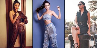 Tejasswi Prakash Is A STUNNER & These Pics Are A Proof Of The Same!